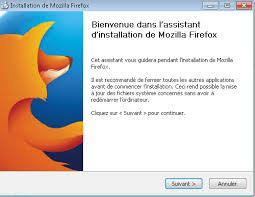 Installer Firefox