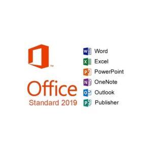 Microsoft Office 2019 standard