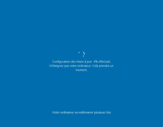 Mises à jour Windows 10