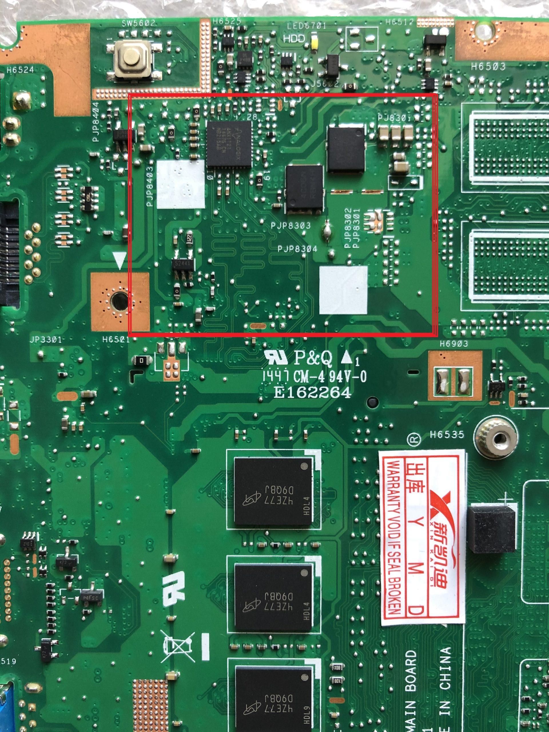 Carte mère pour for Asus For Asus X455L X455LJ X455LN X455LD A455L F455L K455L carte mère D'ordinateur Portable 4G RAm i3/i5 EDP/LVDS