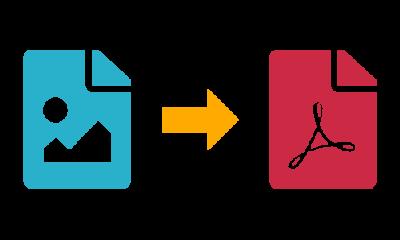 Transformer une image JPG en PDF